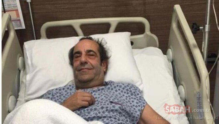 Mazhar Alanson açıkladı! Özkan Uğur'un sağlık durumu…