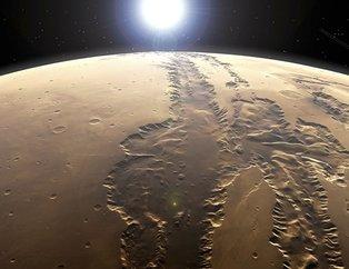 Mars'tan gelen fotoğraflar kan dondurdu! Dünyayı şaşkına çevirdi!