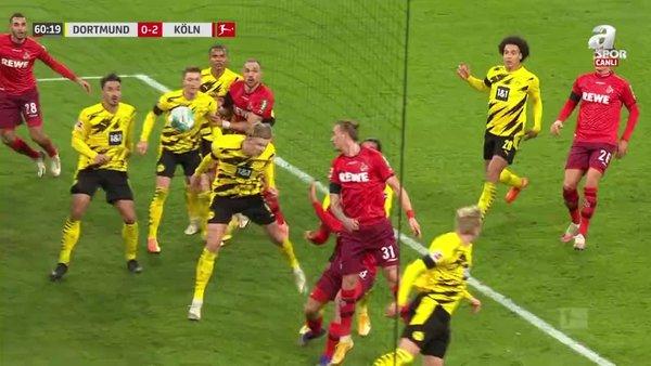 GOL | Borussia Dortmund 0-2 Köln