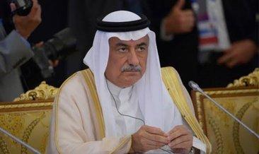 Suudi Arabistan Dışişleri Bakanı görevden alındı