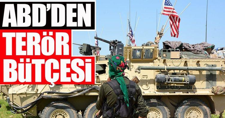 Pentagon, terör örgütü PYD/PKK için 550 milyon dolar bütçe ayırdı