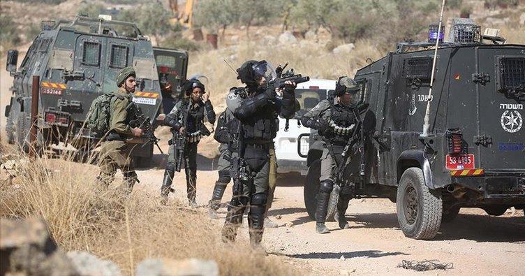 İsrail güçleri Batı Şeria'da 3 Filistinliyi yaraladı