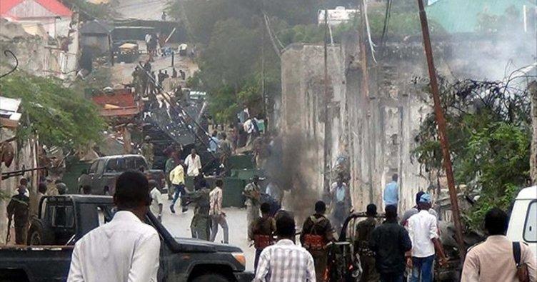 Somali'de cezaevinde Eş-Şebab ile güvenlik güçleri çatıştı: 11 ölü