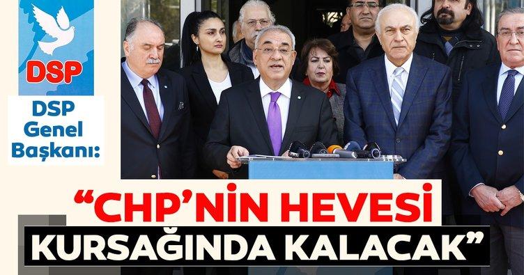 'Kılıçdaroğlu bizimle 'ittifak'ı görüşmedi'