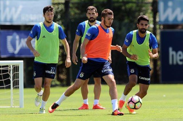 Fenerbahçe'nin Monaco maçı muhtemel 11'i