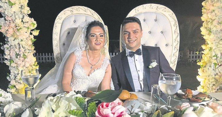 Zeynep ile Murat'ın muhteşem düğünü