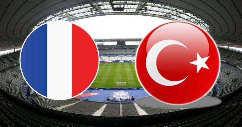 Fransa Türkiye maçı ne zaman, saat kaçta ve hangi kanalda? UEFA EURO 2020 elemeleri…