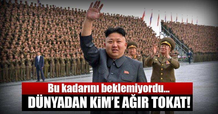BM Kuzey Kore'ye yaptırımları ağırlaştırdı! Trump'tan ilk yorum: Takdir ettim
