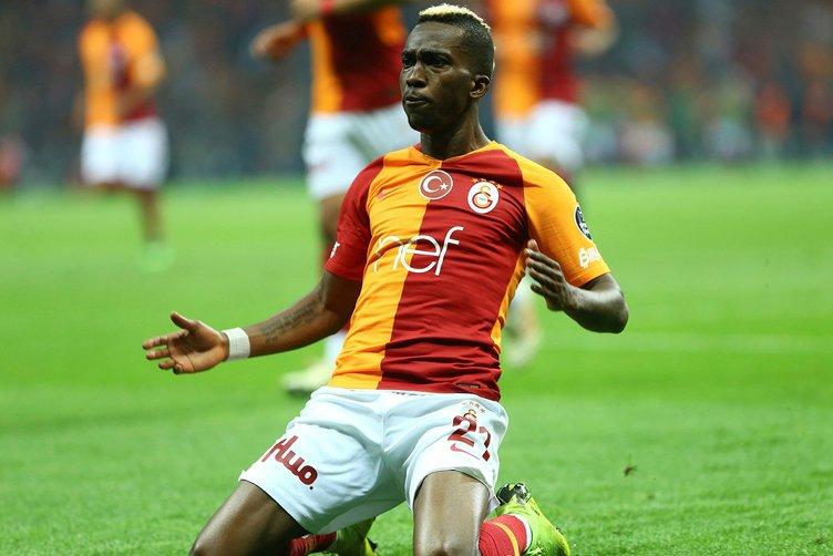 Onyekuru Galatasaray'a dönüyor