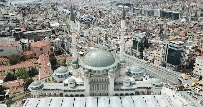 Taksim Camii'nin açılışı ertelendi - Son Dakika Haberler