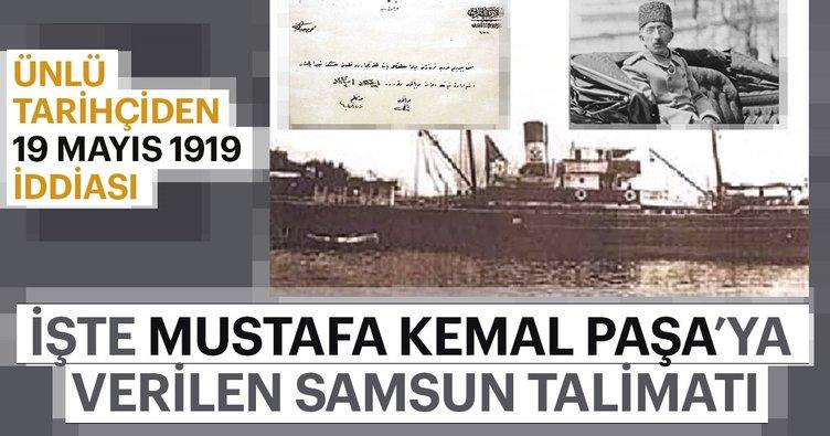 Ünlü tarihçiden 19 Mayıs 1919 iddiası