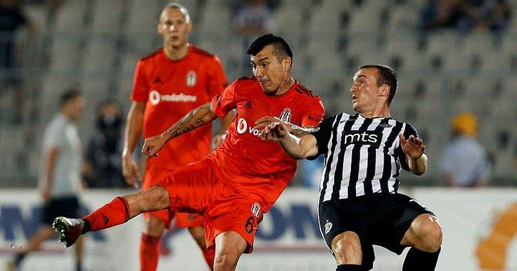Beşiktaş - Partizan maçı ne zaman saat kaçta hangi kanalda?
