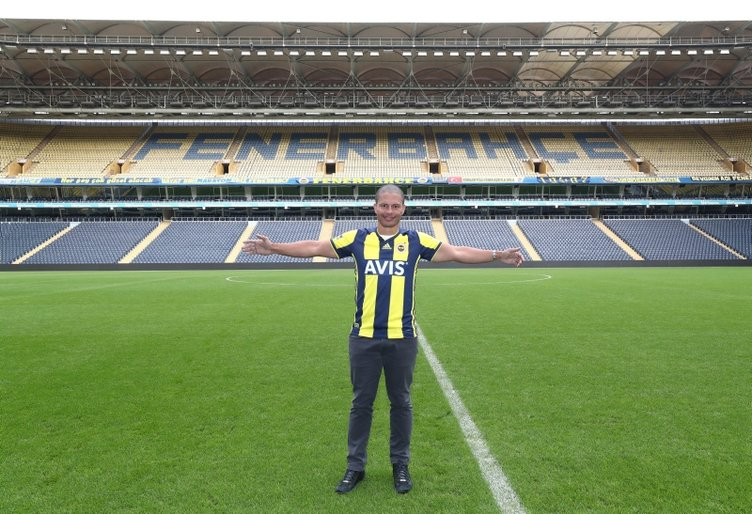 Fenerbahçe'nin sportif direktörü olacak mı? Alex de Souza açıkladı