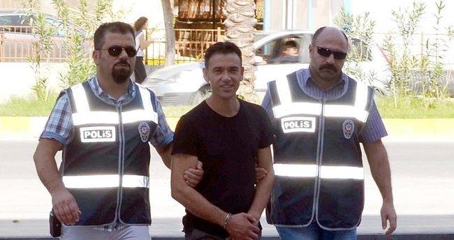 Manavgat'ta cezaevi firarisi yakalandı