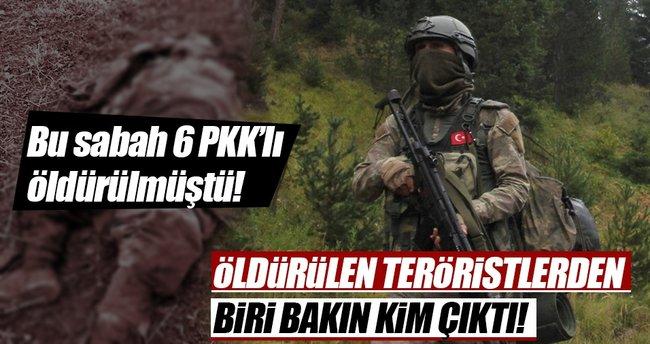 Karadeniz'de 6 PKK'lının öldürüldüğü bölgede büyük operasyon
