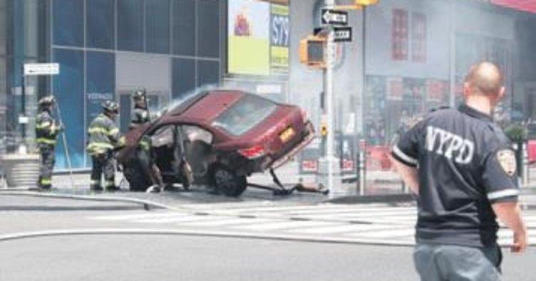 Times Meydanı'nda dehşet: 1 ölü 19 yaralı
