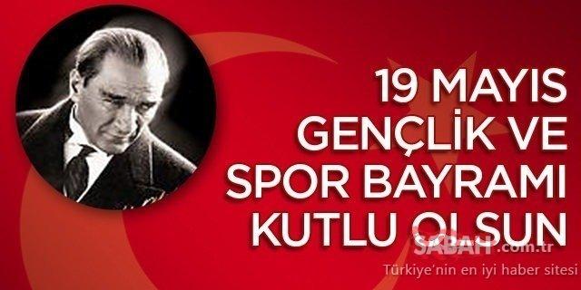 19 Mayıs şiirleri! 1, 2, 3 kıtalık kısa ve uzun 19 Mayıs Atatürk'ü Anma, Gençlik ve Spor Bayramı ile ilgili şiirler