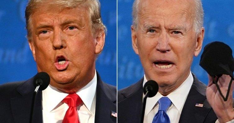 ABD'de Biden'ın anketlerdeki üstünlüğü sürüyor