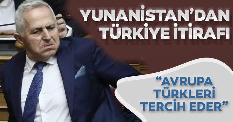 Yunanistan'dan Türkiye itirafı: Türkiye ile iyi ilişki arzu etmeyen ciddi bir devlet de yoktur