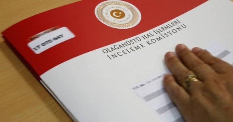 OHAL başvurularının 70 bini karara bağlandı