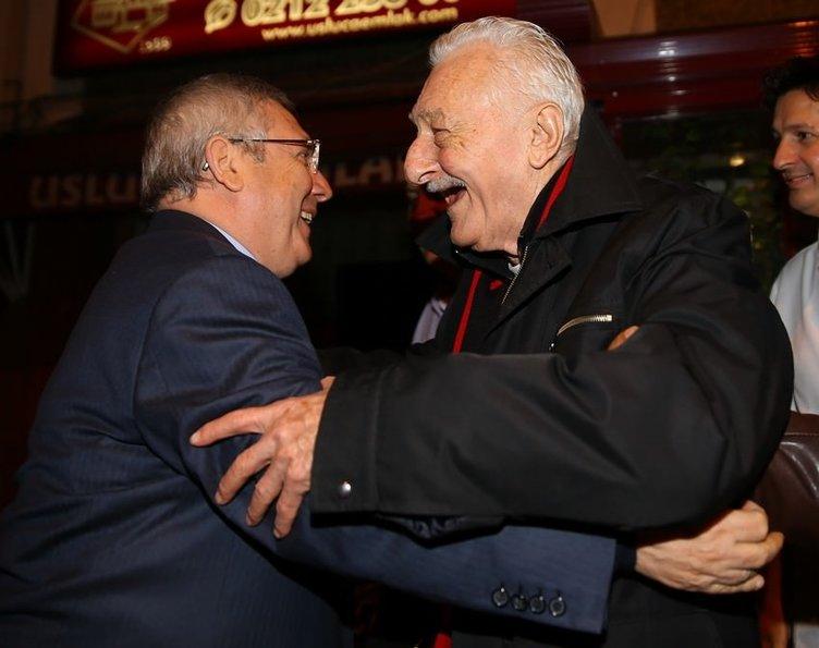 Fenerbahçe'den Beşiktaş'a Süleyman Seba yanıtı