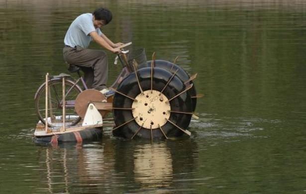 Çin'li insanların şaşırtan icatları