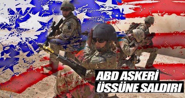 ABD askeri birliğine saldırı