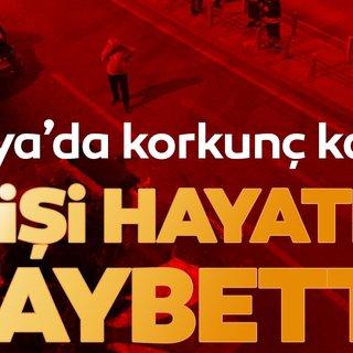Son dakika haberi: Konya'da korkunç kaza! Çok sayıda ölü...