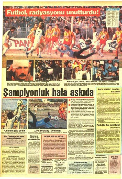Beşiktaş - Galatasaray derbisinin tarihinde neler oldu