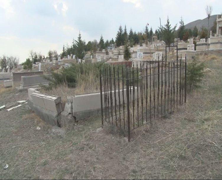 Başkent'te 5 aylık bir bebek mezara gömülmüş şekilde bulundu