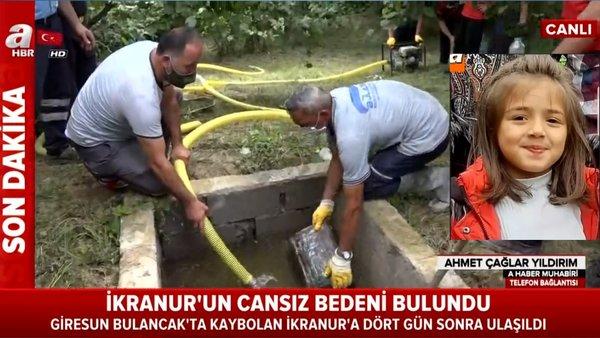 Son Dakika Haberi: Türkiye'nin konuştuğu olayda acı gelişme! Minik İkranur'un cansız bedeni evinin... | Video