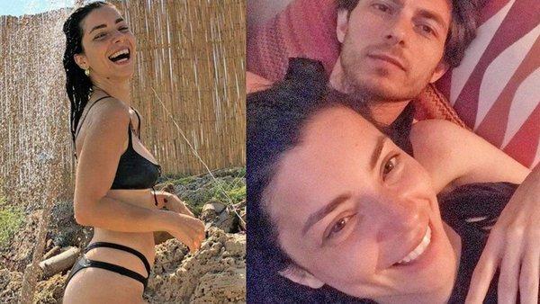 Ünlü Oyuncu Merve Boluğur'un nispet yaparcasına ıslak bikinili paylaşımı olay oldu! Sevgilisi Burak Dayı'dan ayrıldı mı?