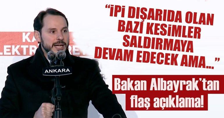 Bakan Albayrak: Yatırımda Cumhuriyet rekoru kırdık