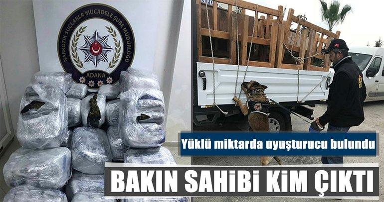 Adana'da görevli adli memur, uyuşturucu kaçakçılığından yakalandı