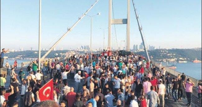 15 Temmuz Türkiye hikâyesini güçlendirdi