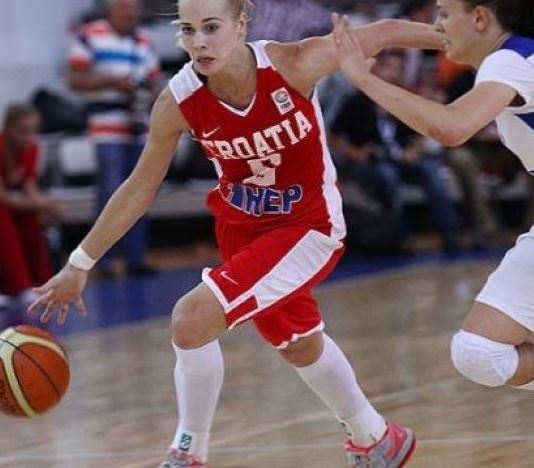 Dünyanın en güzel sporcusu Türkiye'de