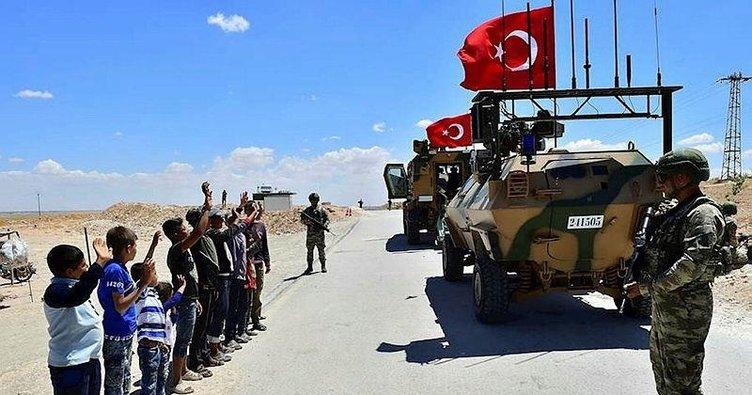 Türkiye'den Suriye'de yeni güvenlik kuşağı