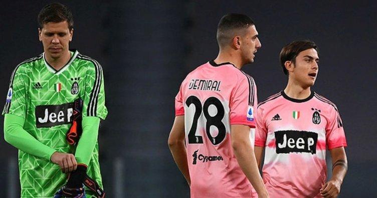 Juventus'a bir çelme daha! Juventus 1-1 Verona