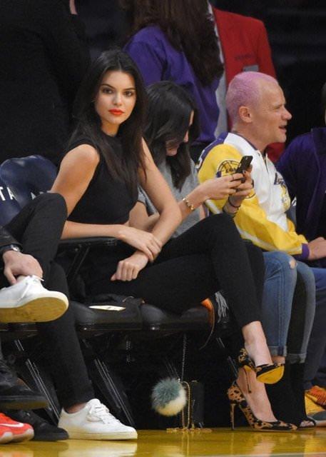 Kendall Jenner'ın takipçi sevinci