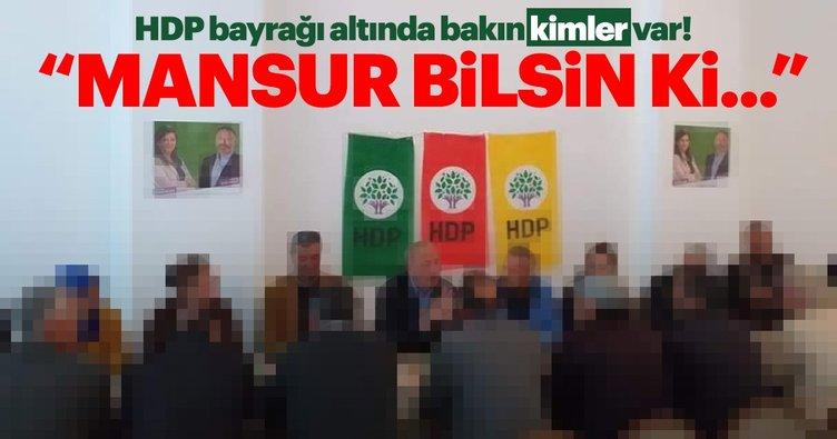 CHP ile HDP'nin ittifakı Didim'de perçinlendi