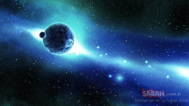 NASA'dan flaş açıklama! Dünya benzeri garip bir gezegen bulundu!