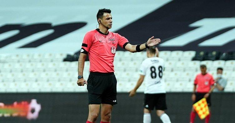 Son dakika: Süper Lig'de 2. haftanın hakemleri belli oldu!