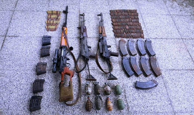 Bitlis'te PKK yapılanması çökertildi