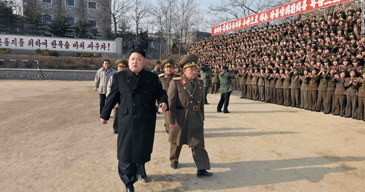 Kuzey Kore'den tehdit gibi açıklama