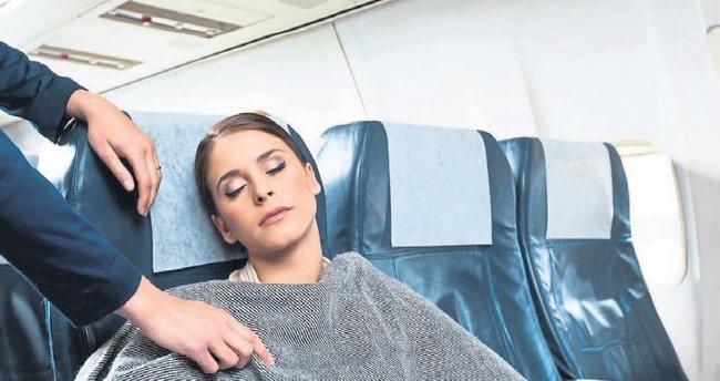 Uçak yolculuğunda bunlara dikkat edin!
