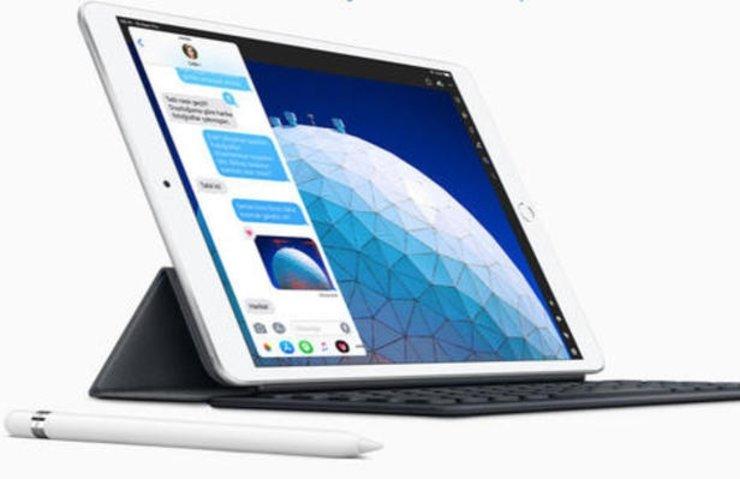 Yeni iPad Air tanıtıldı! Kalem desteği de olan iPad Air'ın Türkiye fiyatı ve özellikleri