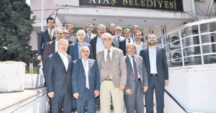 Ayaş'ın yeni başkanı Burhan Demirbaş