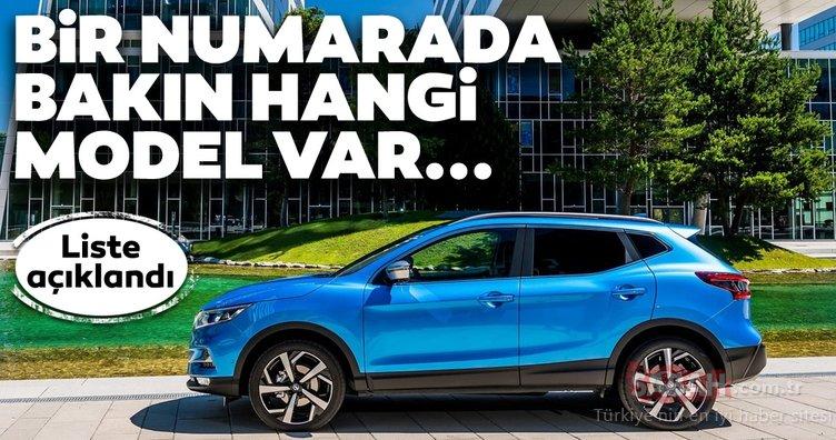 Türkiye'de en çok satan SUV modelleri!