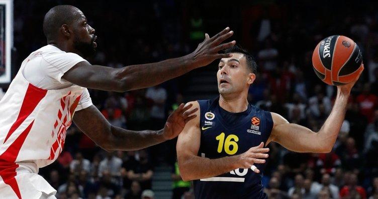 Fenerbahçe Beko'ya Avrupa'da hüsran