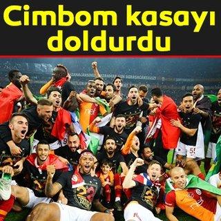 Galatasaray'a büyük gelir! Şampiyon Cimbom kasasını doldurdu...
